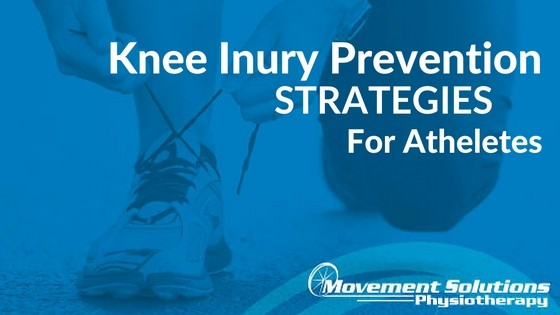 Knee Injury Prevention Strategies For Athletes