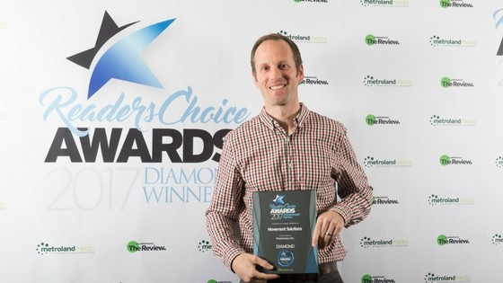 DIAMOND: 2017 Reader's Choice AWARD