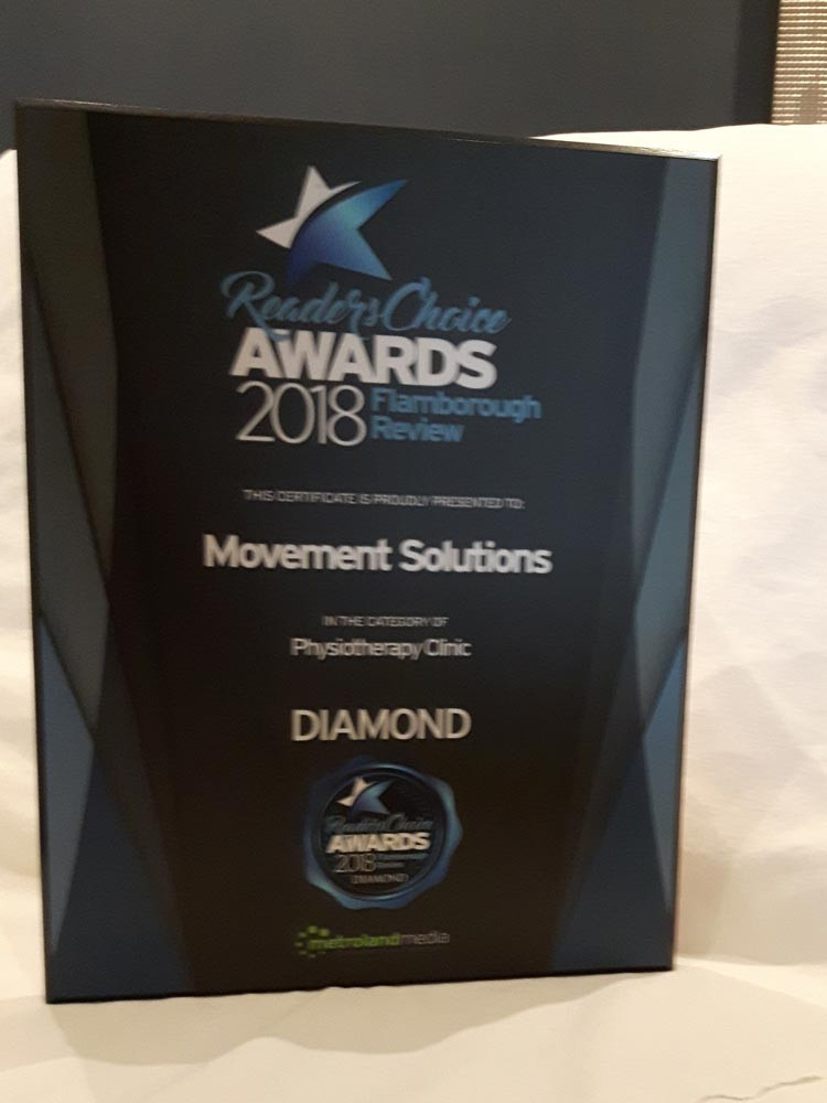 DIAMOND: 2018 Reader's Choice Award