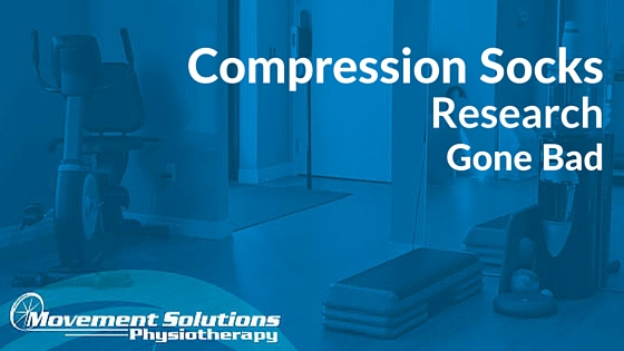 Compression Socks & Research